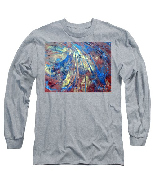 Intensity Long Sleeve T-Shirt by Valerie Travers