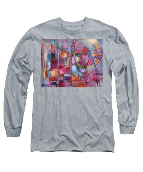 Internal Dynamics # 8 Long Sleeve T-Shirt