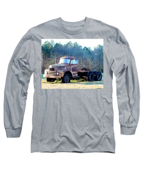 International Harvester R200 Series Truck Long Sleeve T-Shirt
