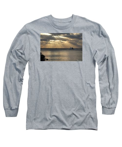 Into Dawn's Early Rays Long Sleeve T-Shirt
