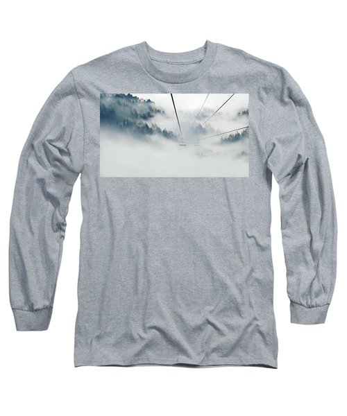 Into The Abyss Long Sleeve T-Shirt