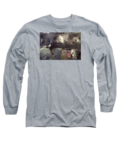 Into The Caves Long Sleeve T-Shirt