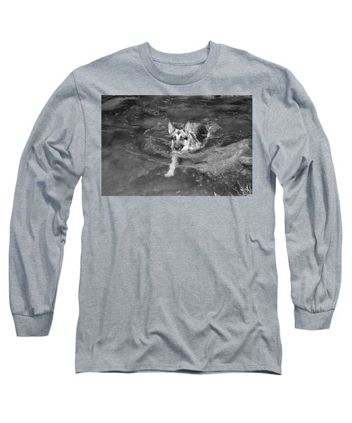 Into The Cold Long Sleeve T-Shirt