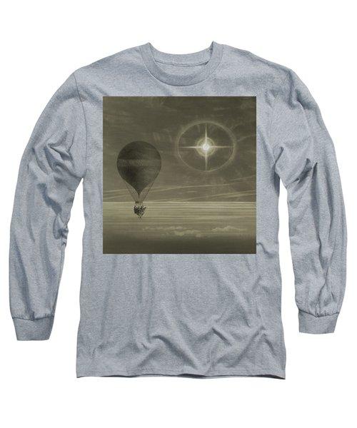 Into The Night Sky Long Sleeve T-Shirt