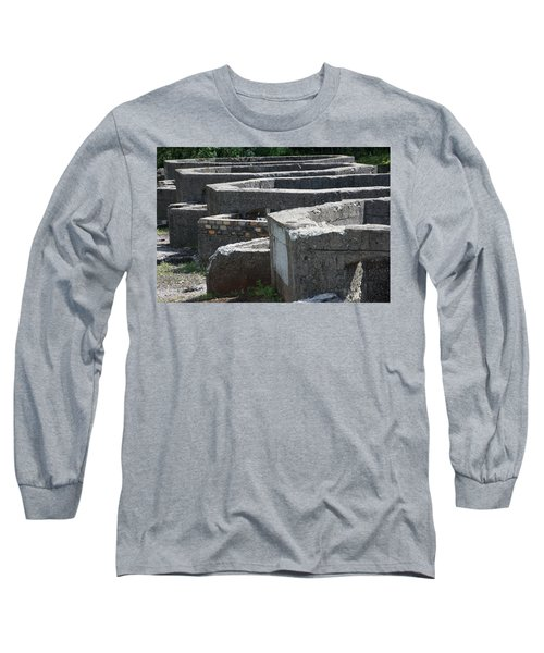 Into The Ruins 3 Long Sleeve T-Shirt