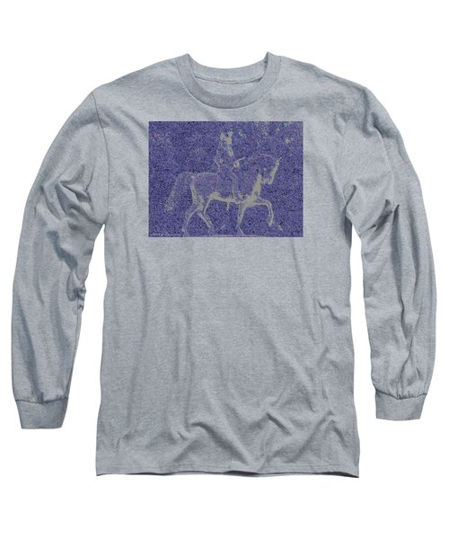 Into The Unknown - Study #1 Long Sleeve T-Shirt