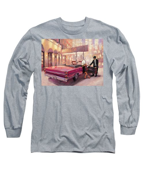 Into You Long Sleeve T-Shirt
