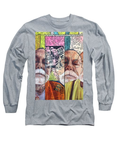 Introduction To Life, A Self Portrait Long Sleeve T-Shirt
