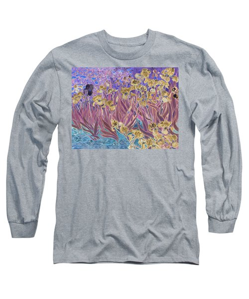 Inv Blend 6 Van Gogh Long Sleeve T-Shirt