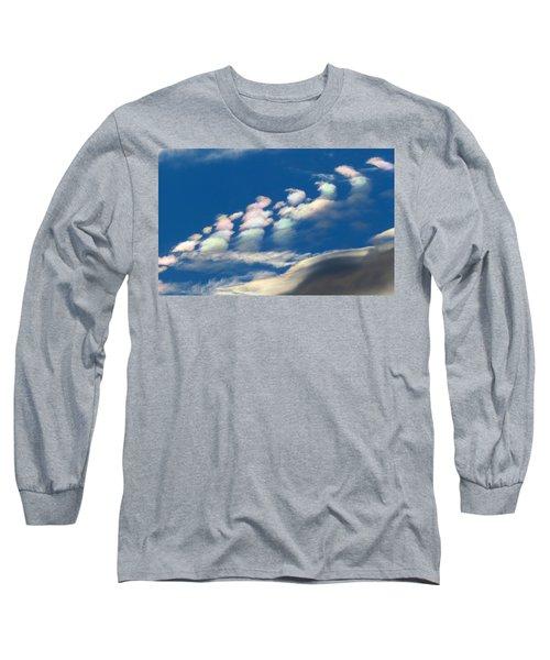Iridescent Clouds 2 Long Sleeve T-Shirt