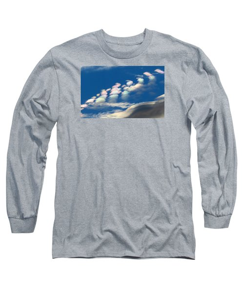 Iridescent Clouds 2 Long Sleeve T-Shirt