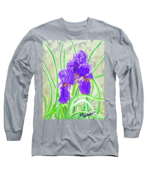 Iris Hope Long Sleeve T-Shirt
