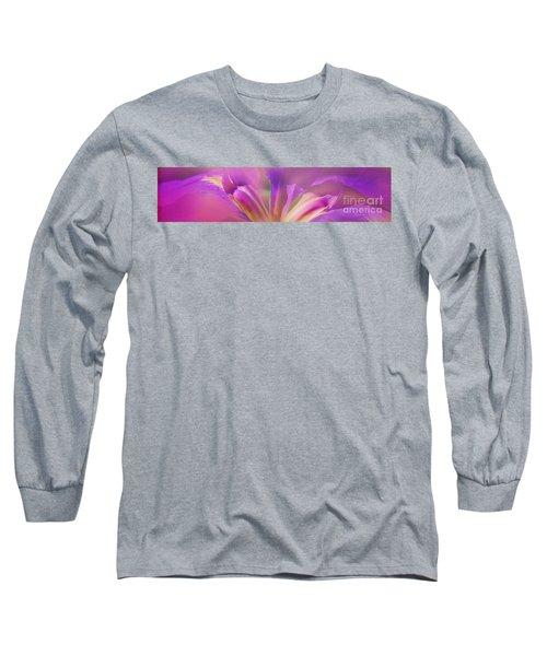 Iris Panorama Long Sleeve T-Shirt