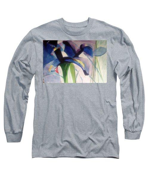 Iris  Power Long Sleeve T-Shirt