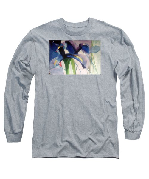 Iris  Power Long Sleeve T-Shirt