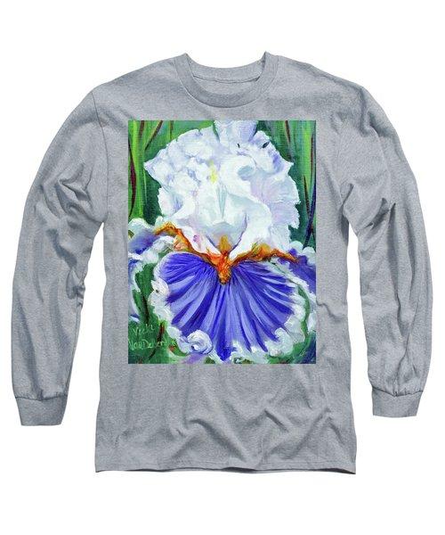 Iris Wisdom Long Sleeve T-Shirt