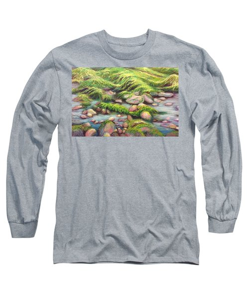 Irish Seas Long Sleeve T-Shirt