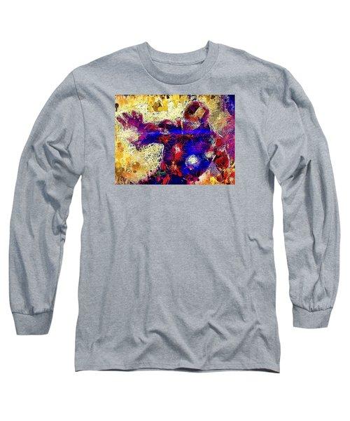 Ironman  Long Sleeve T-Shirt
