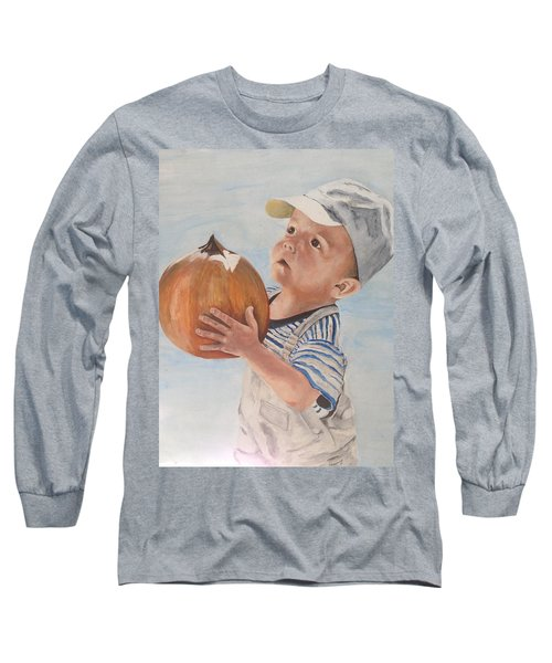 Is This Pumpkin Good? Long Sleeve T-Shirt