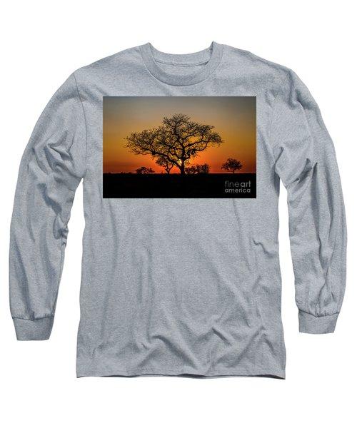Isimangaliso Wetland Park Long Sleeve T-Shirt