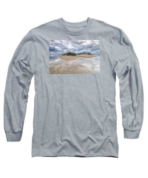 Private Island Long Sleeve T-Shirt by Alan Raasch