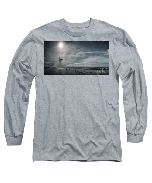 Island Panorama Long Sleeve T-Shirt