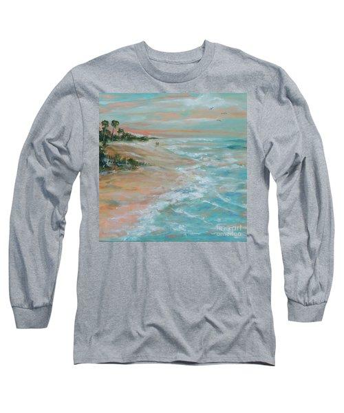 Island Romance Long Sleeve T-Shirt