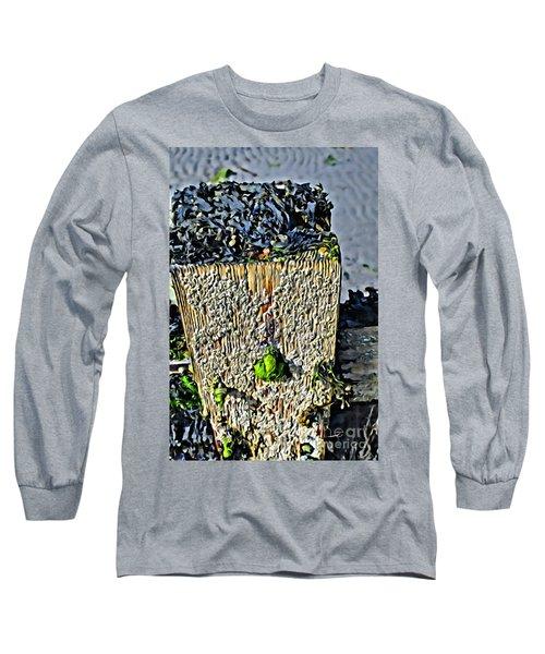 Isle Of Man Low Tide Long Sleeve T-Shirt
