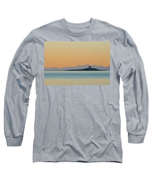 Long Sleeve T-Shirt featuring the photograph Islet by Davor Zerjav