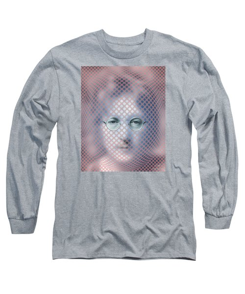 Isolation Long Sleeve T-Shirt by Pedro L Gili