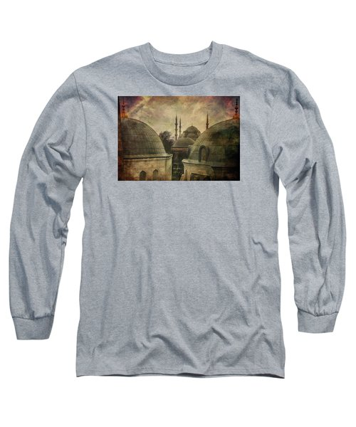Istambul Mood Long Sleeve T-Shirt