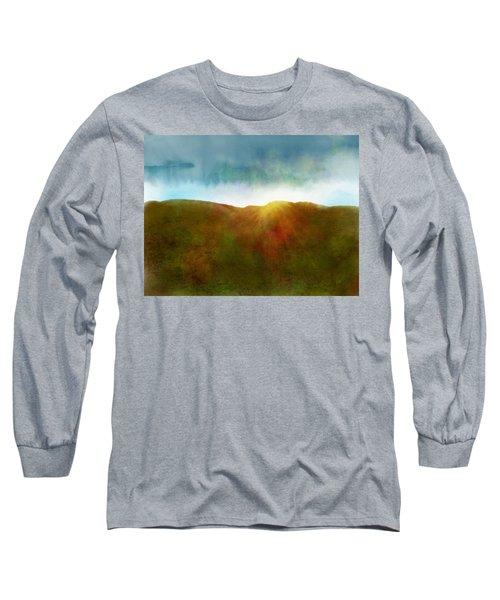 It Began To Dawn Long Sleeve T-Shirt
