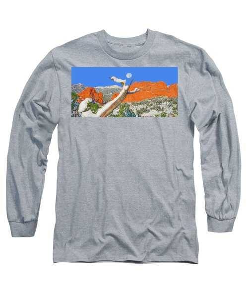 It Doesn't Matter How Many Books You Can Get Through, But Rather, How Many Can Get Through To You.  Long Sleeve T-Shirt
