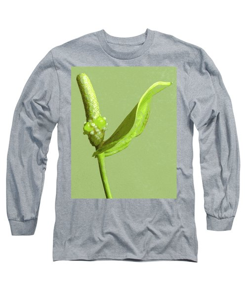 It's A Green Thing Long Sleeve T-Shirt