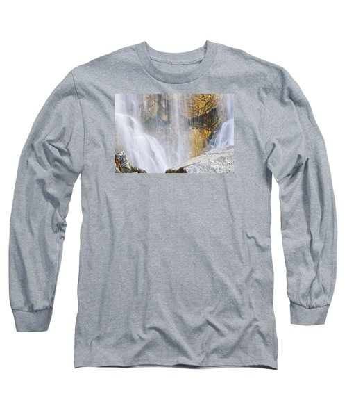 It Is Watching Long Sleeve T-Shirt by Janie Johnson