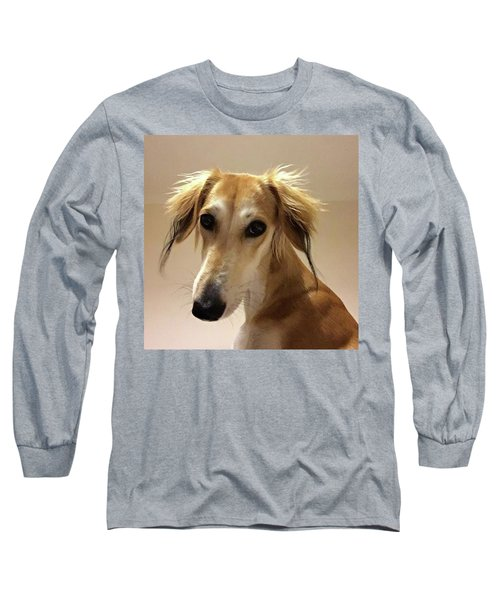 It Looks Like It Will Be A Bad Hair Day Long Sleeve T-Shirt