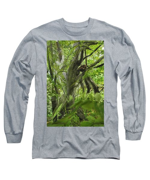 It Was A Windy Day.... Long Sleeve T-Shirt