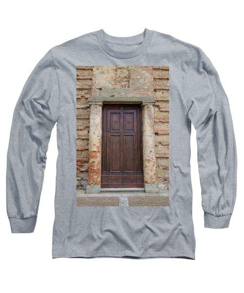 Italy - Door Nineteen Long Sleeve T-Shirt