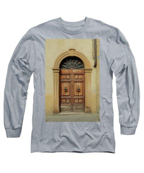 Italy - Door One Long Sleeve T-Shirt