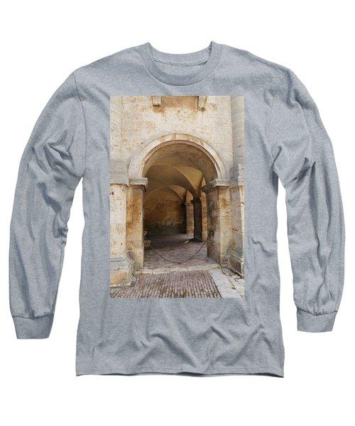 Italy - Door Sixteen Long Sleeve T-Shirt