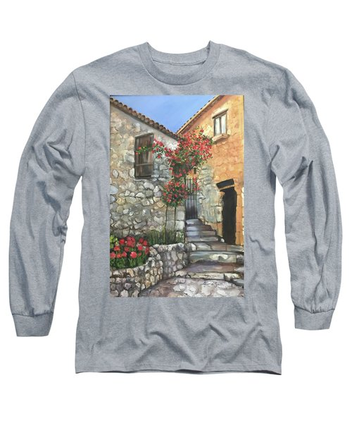 Italy Long Sleeve T-Shirt