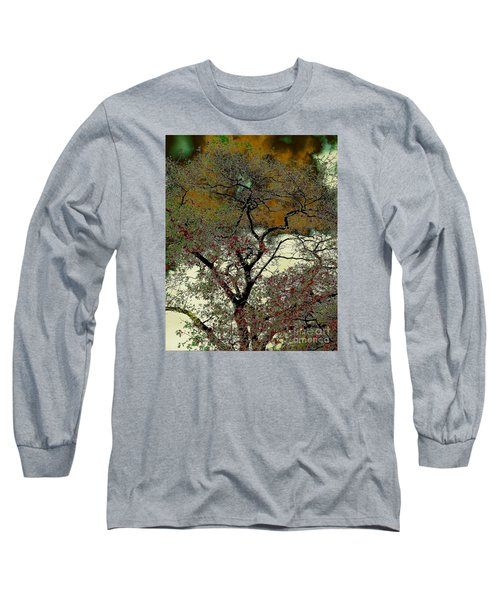 It's Been Said Long Sleeve T-Shirt by Jesse Ciazza