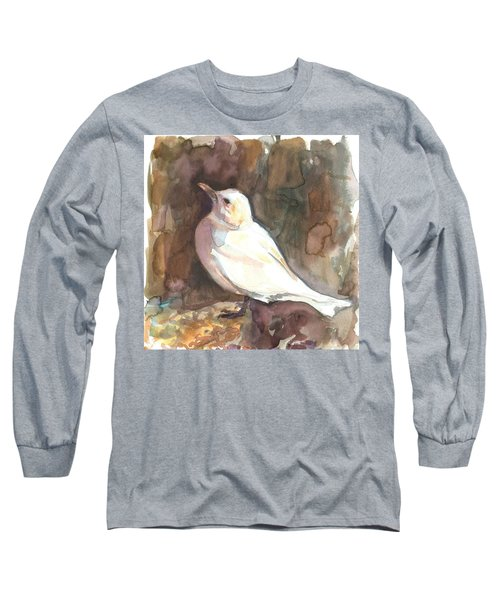 Ivory Gull Long Sleeve T-Shirt