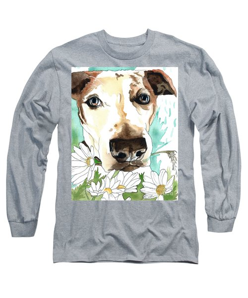 Gracie Jack Russell Long Sleeve T-Shirt