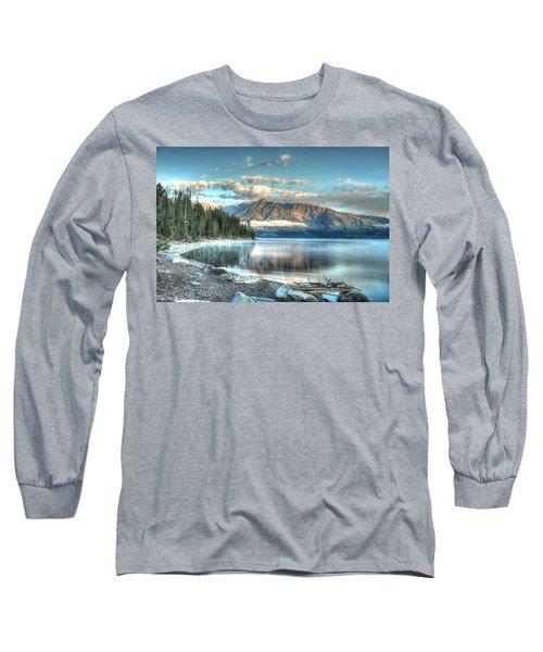 Jackson Lake Long Sleeve T-Shirt