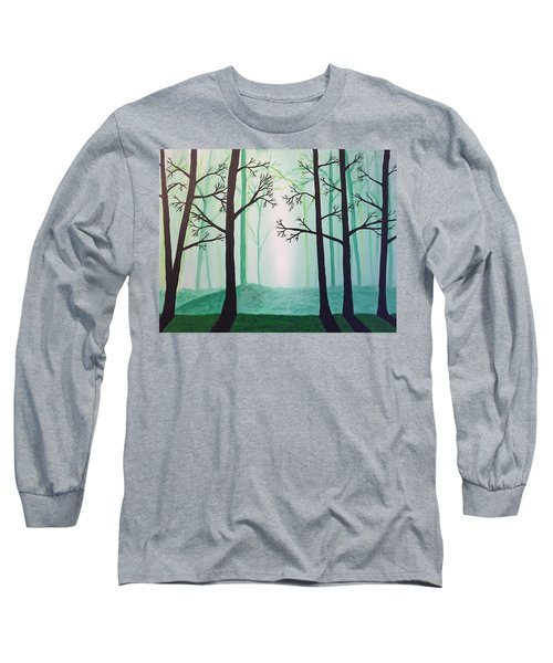 Jaded Forest Long Sleeve T-Shirt