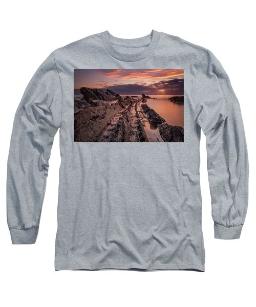Jagged Rocks Long Sleeve T-Shirt