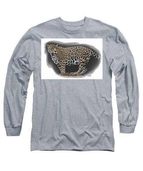 Jaguar 16 Long Sleeve T-Shirt