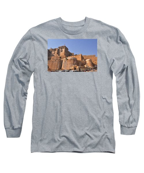 Jaisalmer Desert Festival-9 Long Sleeve T-Shirt