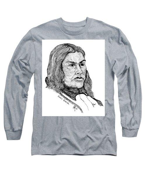 James Bird Jr Long Sleeve T-Shirt